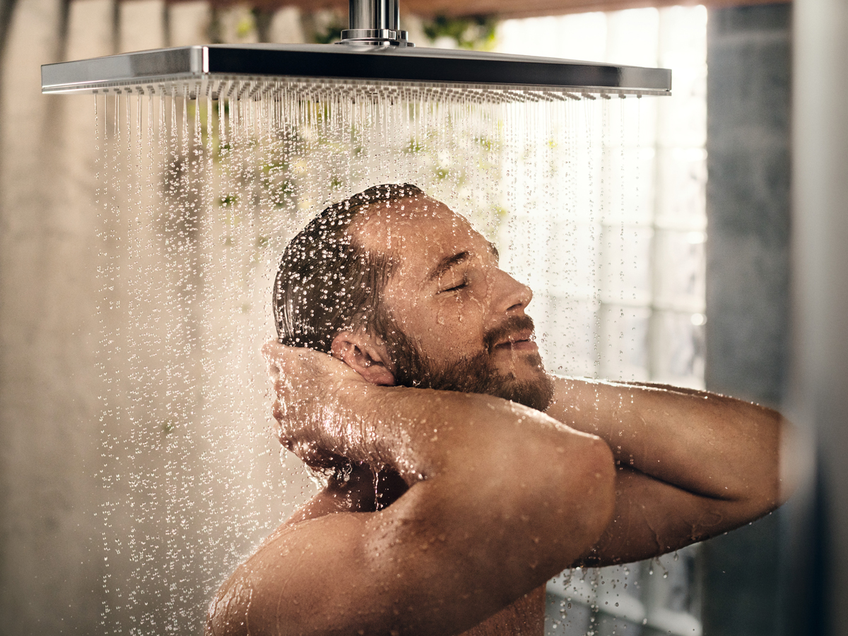 Kranen en douches voor badkamer douche en keuken hansgrohe nl